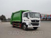 Sinotruk Huawin garbage compactor truck SGZ5161ZYSZZ5T5