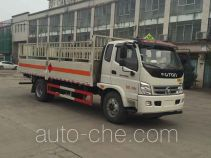 Sinotruk Huawin gas cylinder transport truck SGZ5168TQPBJ4