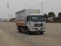 Sinotruk Huawin corrosive goods transport van truck SGZ5168XFWD4BX5