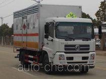 Sinotruk Huawin flammable solid goods transport van truck SGZ5168XRGD4BX5