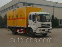 Sinotruk Huawin fireworks and firecrackers transport truck SGZ5168XYND4BX5