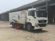 Sinotruk Huawin street sweeper truck SGZ5169TSLZZ5T5