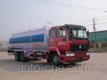 Sinotruk Huawin bulk powder tank truck SGZ5250GFLZZ3J44