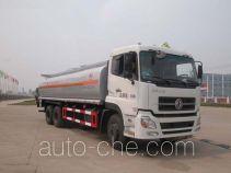 Sinotruk Huawin chemical liquid tank truck SGZ5250GHYDFL3A9
