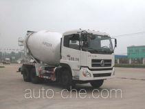 Sinotruk Huawin concrete mixer truck SGZ5250GJBDFLA4