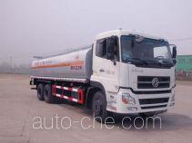 Sinotruk Huawin flammable liquid tank truck SGZ5250GRYD4A11