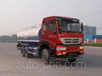 Sinotruk Huawin sprinkler machine (water tank truck) SGZ5250GSSZZ4J44