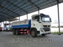 Sinotruk Huawin sprinkler machine (water tank truck) SGZ5250GSSZZ5T5