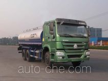 Sinotruk Huawin sprinkler machine (water tank truck) SGZ5250GSSZZ4W