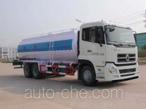 Sinotruk Huawin pneumatic discharging bulk cement truck SGZ5250GXHD4A11