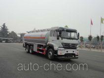 Sinotruk Huawin oil tank truck SGZ5250GYYZZ5M5