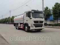 Sinotruk Huawin oil tank truck SGZ5250GYYZZ5T5