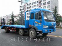 Sinotruk Huawin flatbed truck SGZ5250TPBCA3