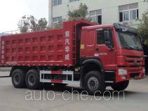 Sinotruk Huawin fracturing sand dump truck SGZ5250TSGZZ5W38