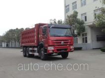 Sinotruk Huawin fracturing sand dump truck SGZ5250TSGZZ5W41