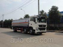 Sinotruk Huawin oil tank truck SGZ5251GYYZZ5T5