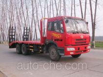Sinotruk Huawin flatbed truck SGZ5252TPBCA3