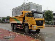 Sinotruk Huawin dump garbage truck SGZ5255ZLJZZ5