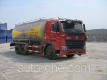 Sinotruk Huawin bulk powder tank truck SGZ5258GFLZZ3W461