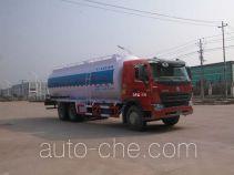 Sinotruk Huawin bulk powder tank truck SGZ5258GFLZZ3W581