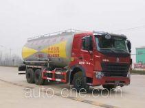 Sinotruk Huawin bulk powder tank truck SGZ5259GFLZZ3W460
