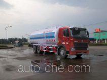 Sinotruk Huawin bulk powder tank truck SGZ5259GFLZZ3W58