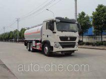 Sinotruk Huawin oil tank truck SGZ5260GYYZZ5T5