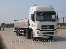 Sinotruk Huawin chemical liquid tank truck SGZ5300GHYDFL3
