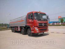 Sinotruk Huawin chemical liquid tank truck SGZ5310GHYDFL3A4