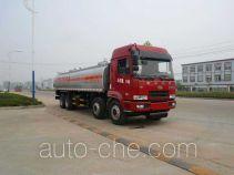 Sinotruk Huawin chemical liquid tank truck SGZ5310GHYHN3
