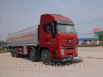 Sinotruk Huawin flammable liquid tank truck SGZ5310GRYCQ4
