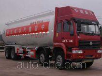 Sinotruk Huawin pneumatic discharging bulk cement truck SGZ5310GXHZZ3J