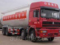Sinotruk Huawin pneumatic discharging bulk cement truck SGZ5310GXHZZ3K