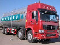 Sinotruk Huawin pneumatic discharging bulk cement truck SGZ5310GXHZZ3W