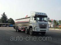 Sinotruk Huawin pneumatic discharging bulk cement truck SGZ5310GXHZZ4J7