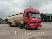Sinotruk Huawin pneumatic discharging bulk cement truck SGZ5310GXHZZ5W