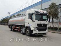 Sinotruk Huawin oil tank truck SGZ5310GYYZZ5T5