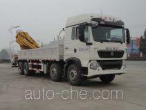 Sinotruk Huawin weight testing truck SGZ5310JJHZZ5T5