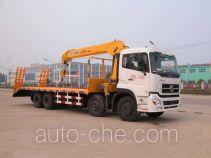 Sinotruk Huawin truck mounted loader crane SGZ5310JSQDFL3A3