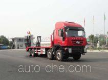 Sinotruk Huawin flatbed truck SGZ5310TPBCQ4