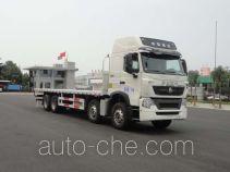 Sinotruk Huawin flatbed truck SGZ5310TPBZZ5T7