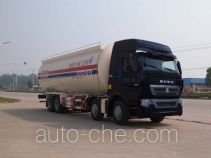 Sinotruk Huawin low-density bulk powder transport tank truck SGZ5310GFLZZ5T7