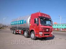 Sinotruk Huawin low-density bulk powder transport tank truck SGZ5310GFLZZ5W