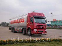 Sinotruk Huawin low-density bulk powder transport tank truck SGZ5311GFLZZ5WL