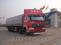 Sinotruk Huawin chemical liquid tank truck SGZ5311GHYZZ3J