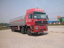 Sinotruk Huawin chemical liquid tank truck SGZ5311GHYZZ3K