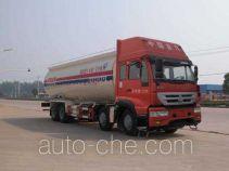 Sinotruk Huawin pneumatic discharging bulk cement truck SGZ5311GXHZZ4J