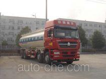 Sinotruk Huawin pneumatic discharging bulk cement truck SGZ5311GXHZZ4K