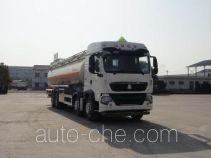 Sinotruk Huawin aluminium oil tank truck SGZ5311GYYZZ4G