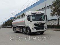 Aluminium oil tank truck